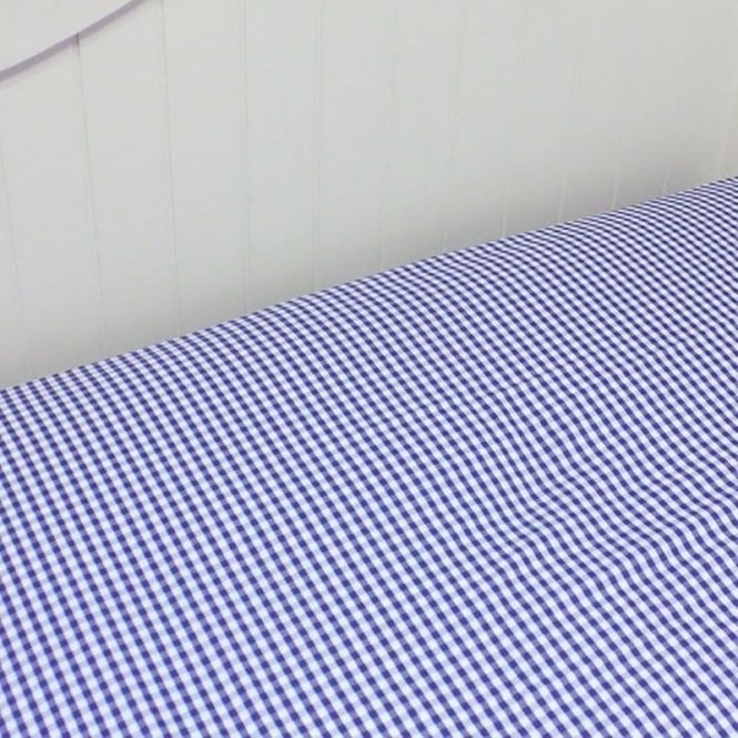 Babyface Boys' Gingham Fitted Sheet