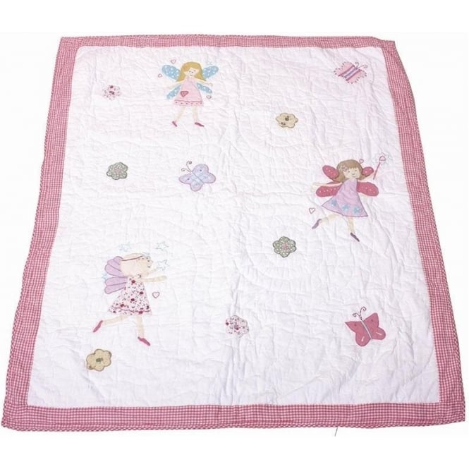 Babyface Fairy Single Bed Quilt