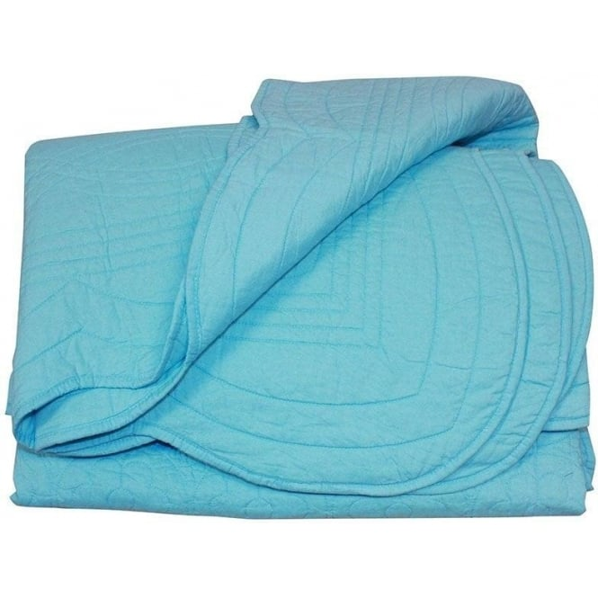 Babyface Pippa Single Quilt in Turquoise