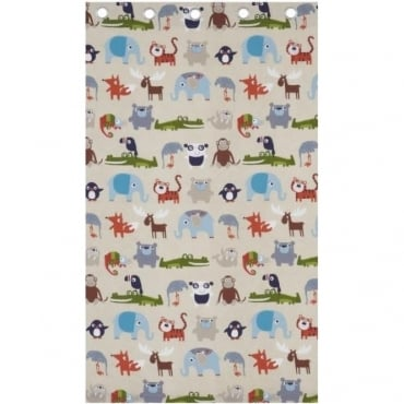 Animal Kingdom Eyelet Curtains