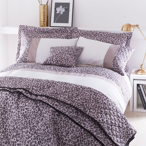 Catherine Lansfield Animal Print Duvet Cover Pillowcases Bed Sets