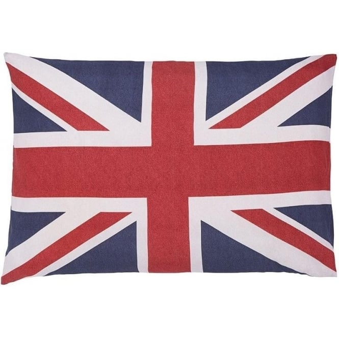 Union jack bedroom curtains