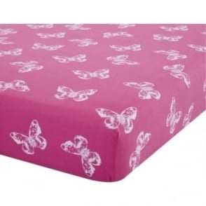 Butterfly Fitted Sheet
