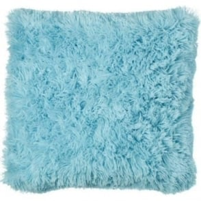 Cuddly Cushion Cover in Duck Egg Blue
