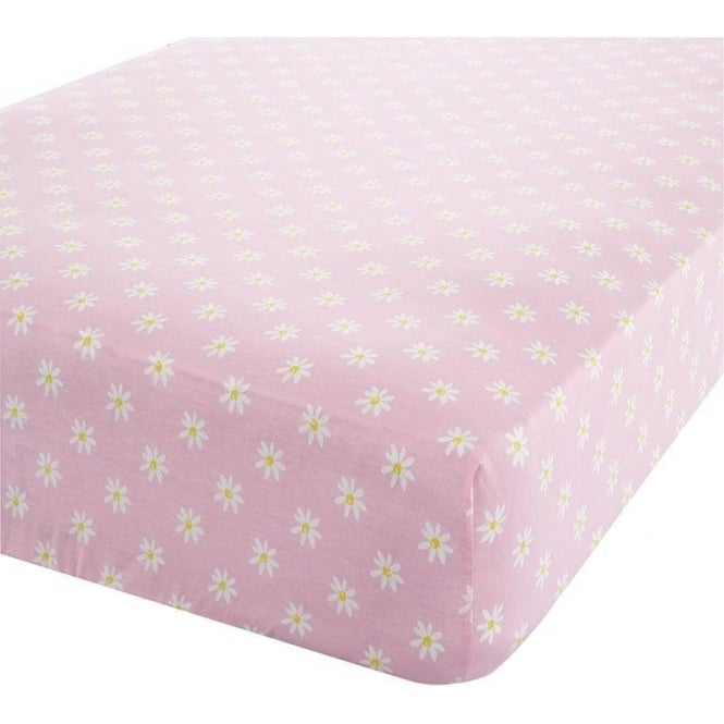 Catherine Lansfield Daisy Dreamer Fitted Sheet