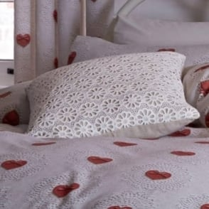 Doily Lace Cushion Cover