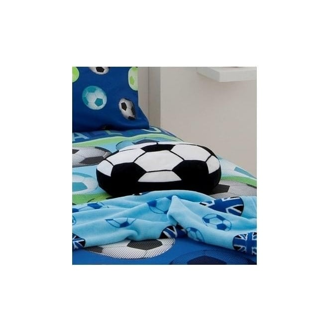 Catherine Lansfield Football Filled Cushion
