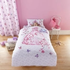 Glamour Princess Duvet Set