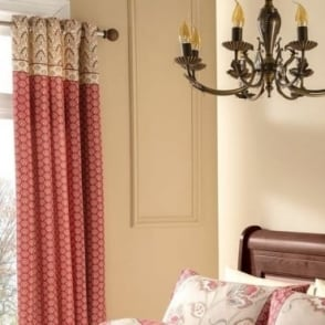 Kashmir Eyelet Curtains