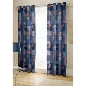 Las Vegas Eyelet Curtains