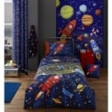 Catherine Lansfield Outer Space Duvet Set