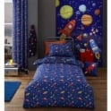 Catherine Lansfield Outer Space Fitted Sheet