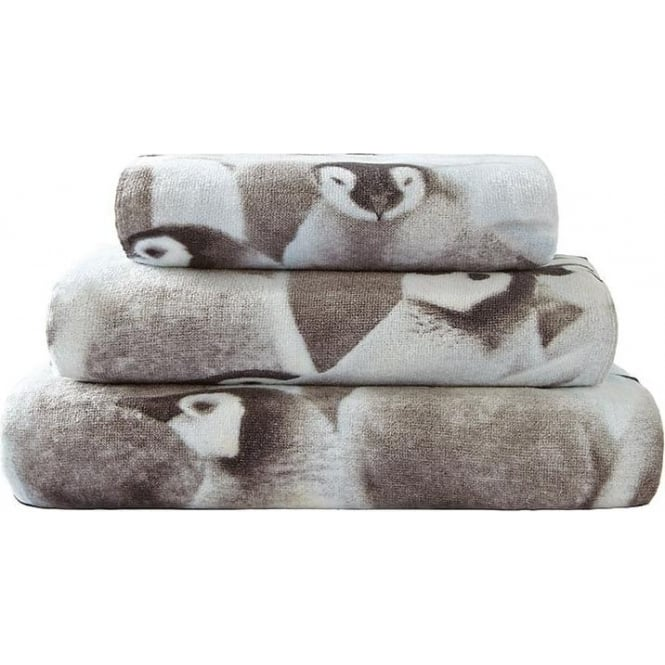 Catherine Lansfield Penguin Colony Towels