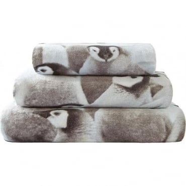 Penguin Colony Towels