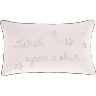 Wish Upon A Star Filled Cushion