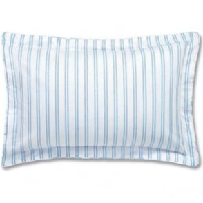 1 only Amelie Toile Oxford Pillowcase Blue Polycotton 144 Thread Count