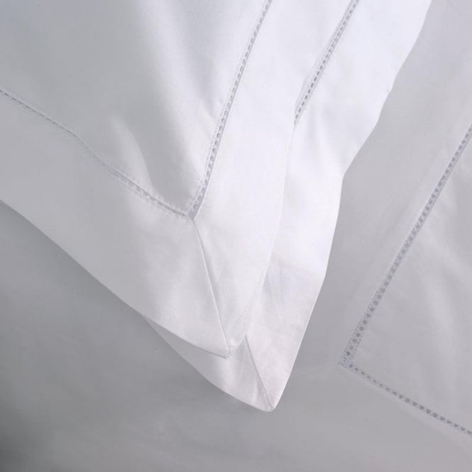 Charlotte Thomas 1 only Laura Oxford Pillowcase Percale Polycotton 180 Thread Count