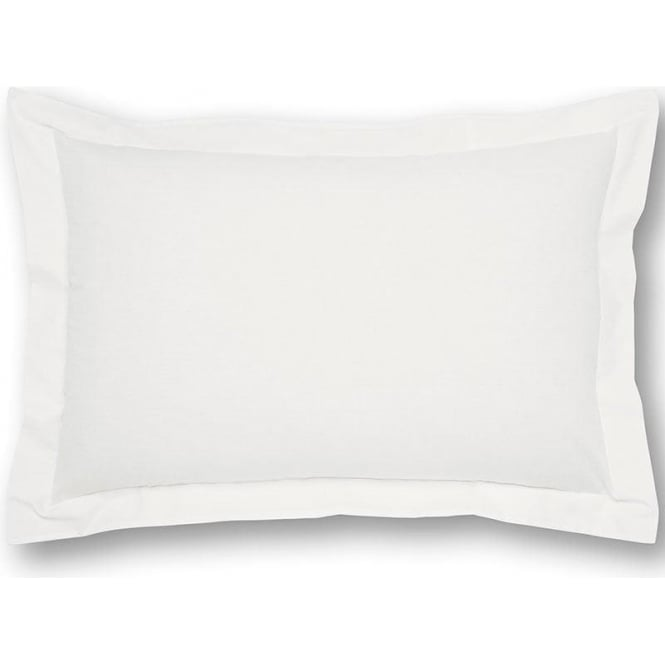 Charlotte Thomas 1 only Oxford Pillowcase - Percale Polycotton 180 Thread Count
