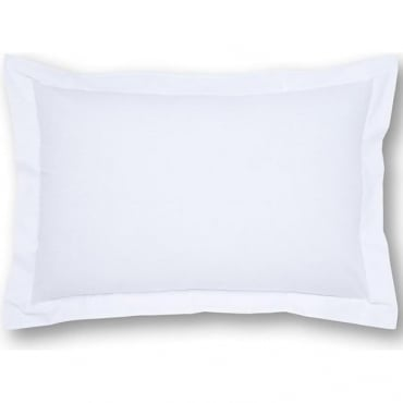 1 only Oxford Pillowcase - Polycotton 144 Thread Count