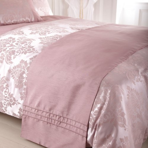 Charlotte Thomas Anastasia Bed Runner In Dark Pink