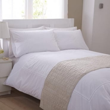 Bed Runner - Beige