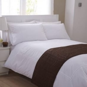 Bed Runner - Brown
