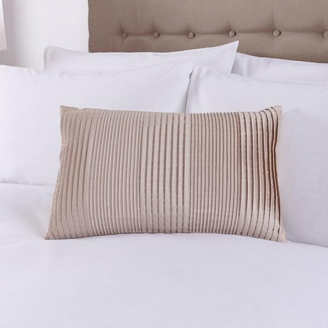 Charlotte Thomas Caterina Cushion Cover in Gold