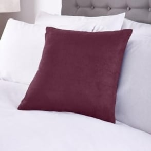 Cushion Cover in Burgundy