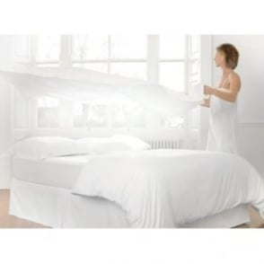 Duvet Cover Set - Percale Polycotton 180 Thread Count
