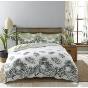 Fern Duvet Cover Set - Polycotton 144 Thread Count