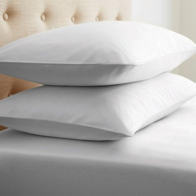 Fitted Sheet  12u0026quot; Deep Polycotton 144 Thread Count