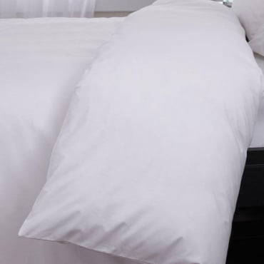 Flat Sheet - 100% Cotton Luxury Percale 200 Thread Count