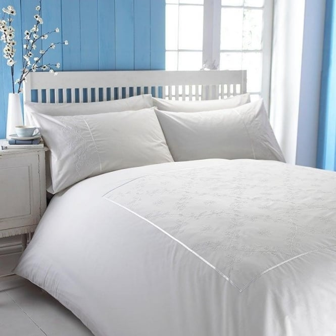 Charlotte Thomas Lucy Duvet Cover Set - Percale Polycotton 180 Thread Count