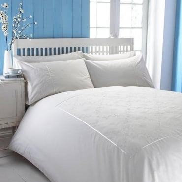 Lucy Duvet Cover Set - Percale Polycotton 180 Thread Count