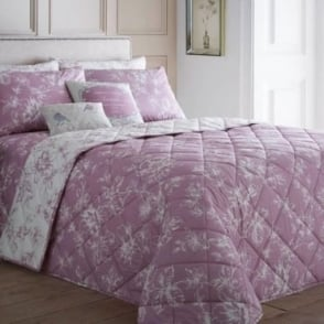 Chepstow Bedspread in Pink