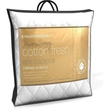 Fitted Mattress Protector - Quilted