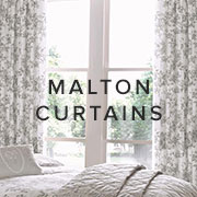 Malton Floral Curtains