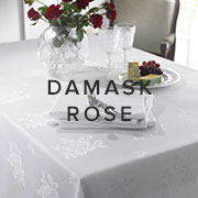 Damask Rose Tablecloths