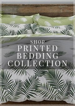 Shop Printed Bedding Collection