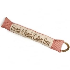 Friends & Family Draught Excluder