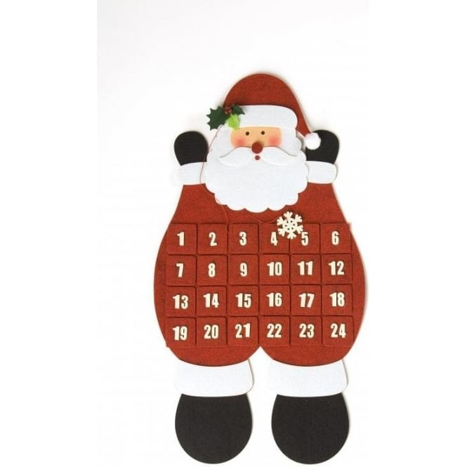 Seaquin Santa Advent Calendar