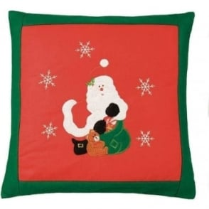 Santa Cushion Cover